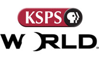 KSPS/PBS World logo
