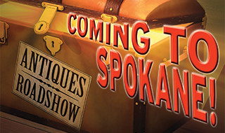 Antiques Roadshow Coming to Spokane