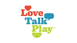 """Love. Talk. Play."""