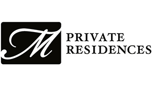 M Private Residences logo