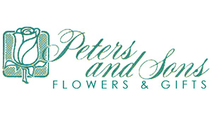 Peters & Sons Florists logo
