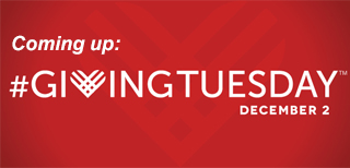 Giving Tuesday is coming