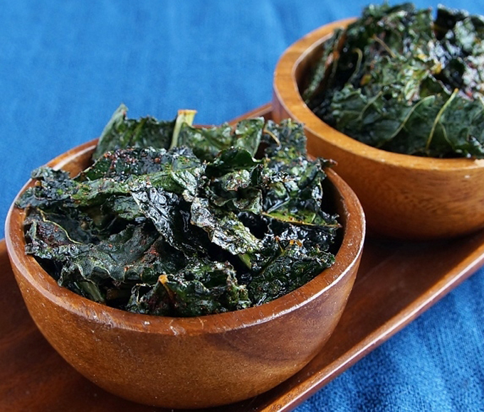 Krispy, Chili Kale Chips