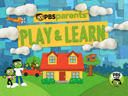 PBS Parents Play & Learn App