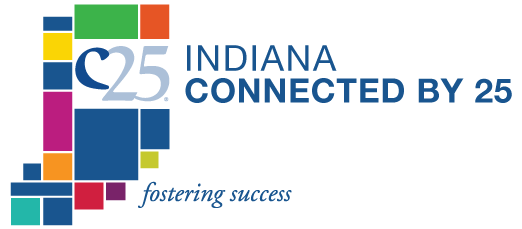 Indiana Connected by 25