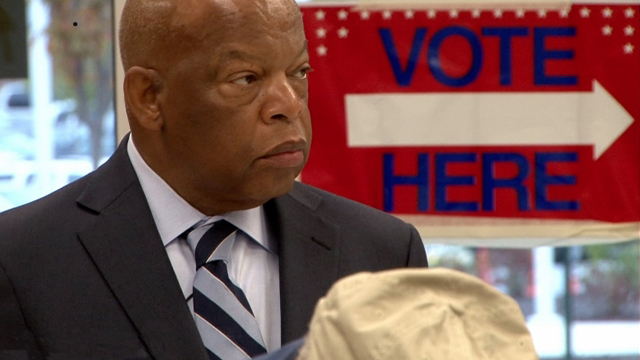 Feb 10 | John Lewis: Get In The Way