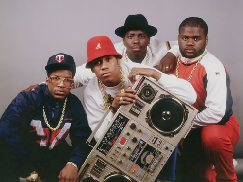 DJ Cut Creator, LL Cool J, and two others