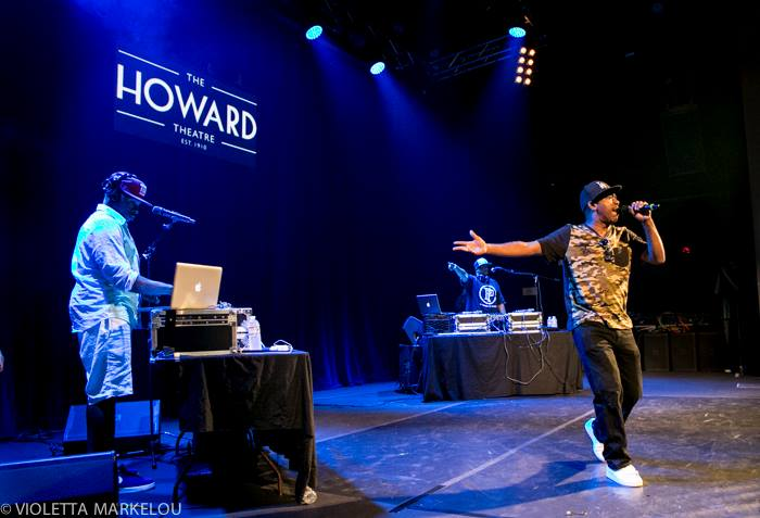 Kurtis Blow at Howard Theatre