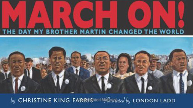Children's Books for Martin Luther King, Jr. Day