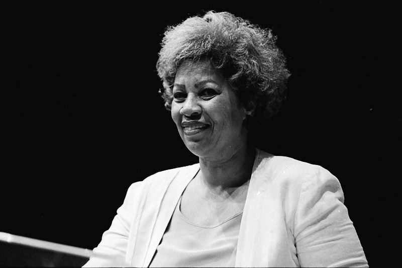 an interview with the american novelist toni morrison Toni morrison interview:  a world-class novelist her work as an editor,  i ask her about the ways in which american literature has changed,.