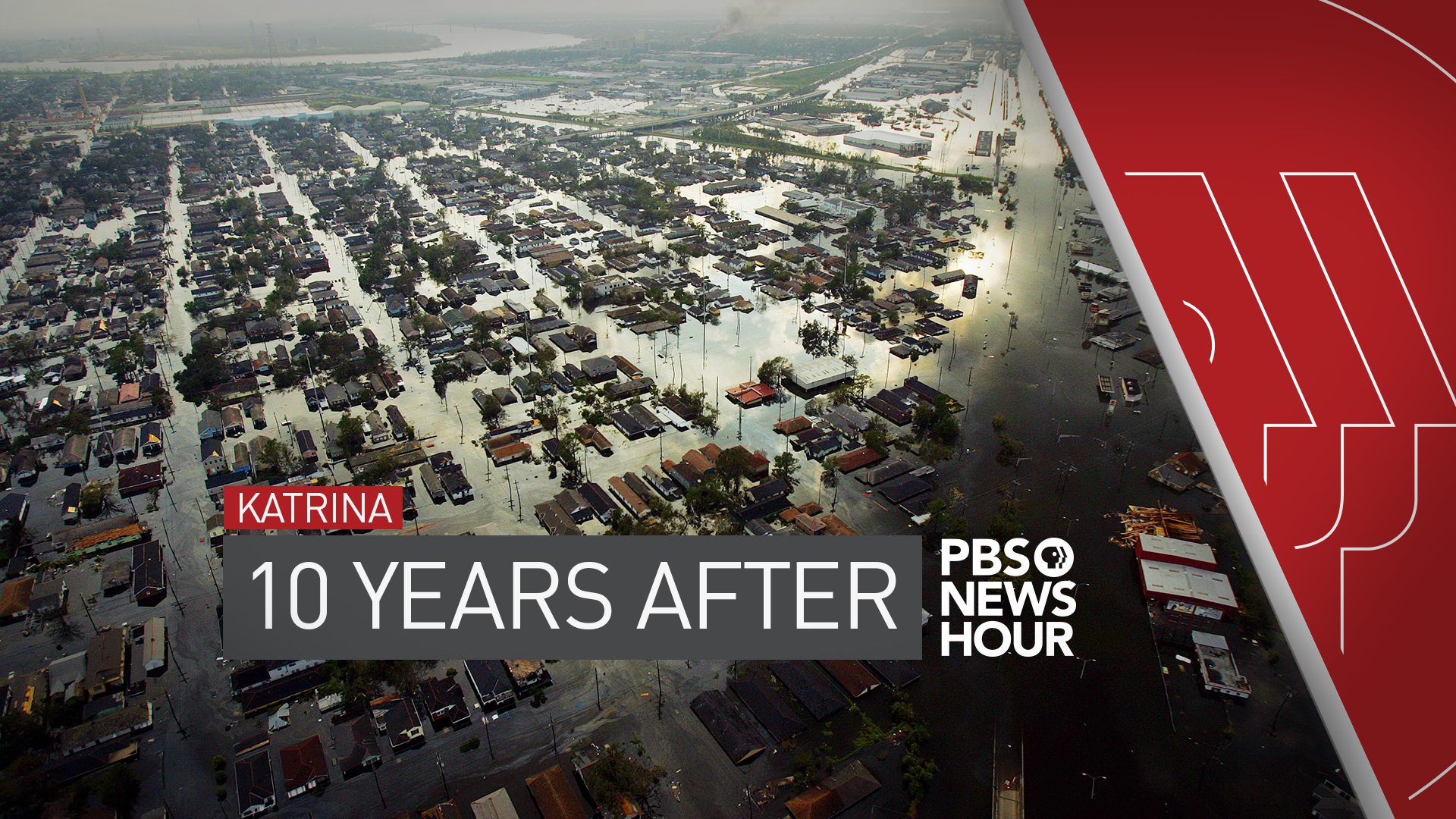 Portrait of a city 10 years after Hurricane Katrina