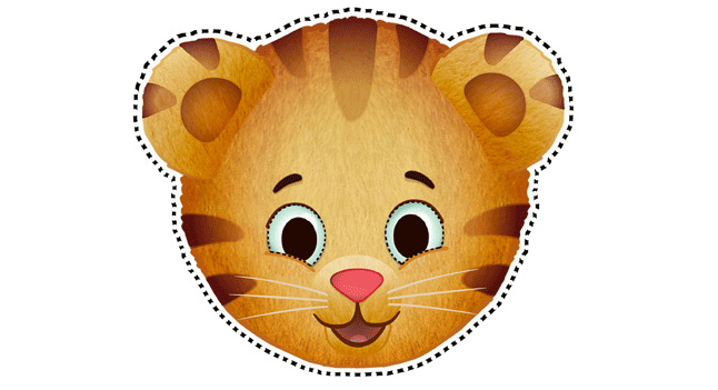 Daniel Tiger Party Favors