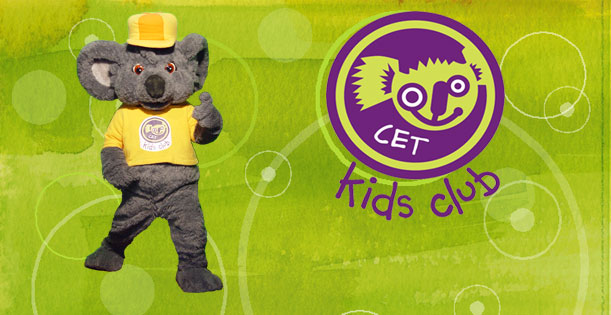 Join CET Kids Club!
