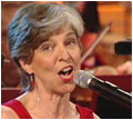 Marcia Ball from the Cincinnati Pops PBS special