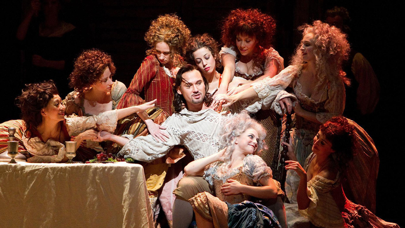 Great Performances at the Met: Don Giovanni