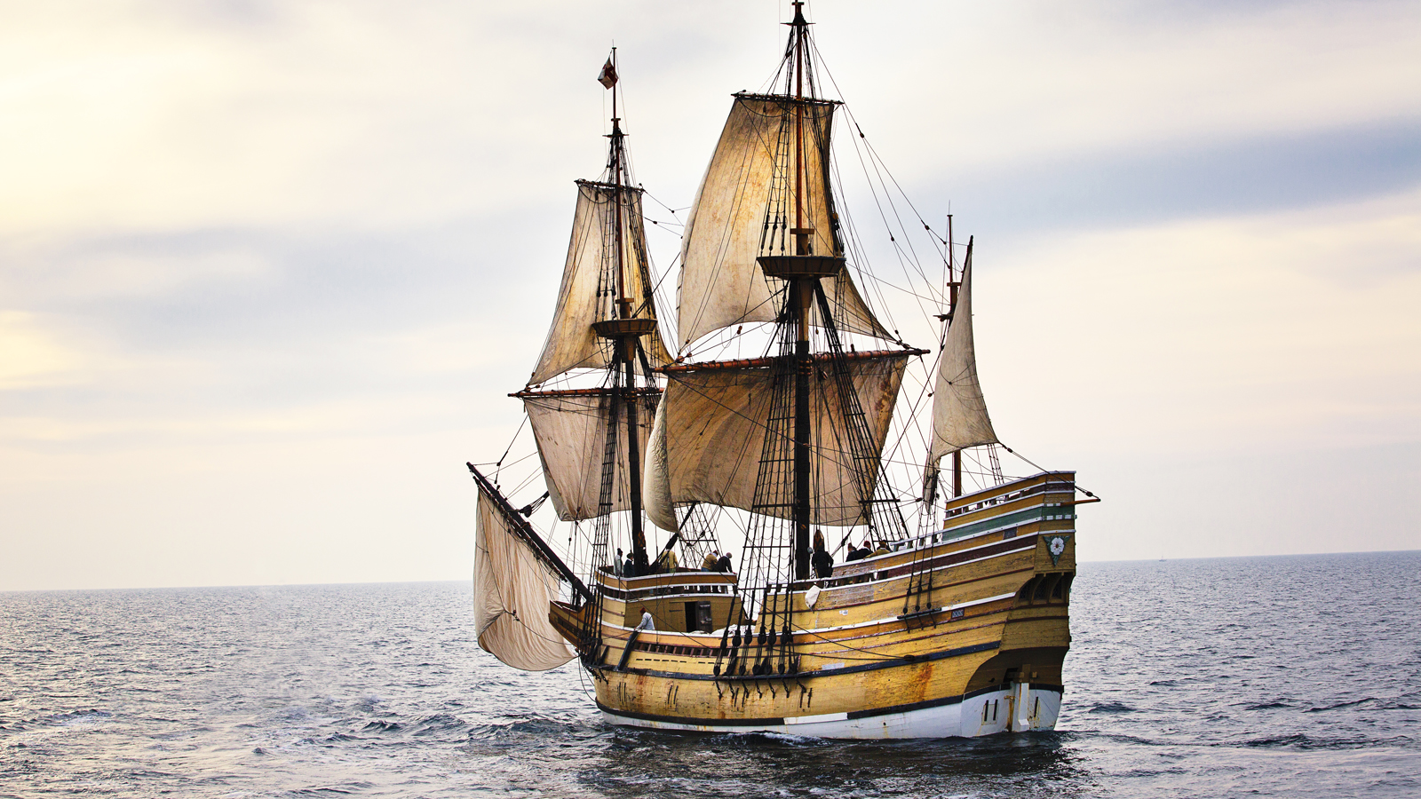 The Pilgrims: American Experience