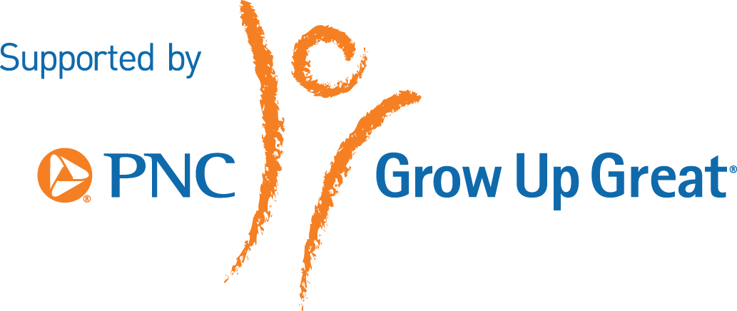 Supported by PNC - Grow Up Great