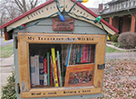 Six new Little Free Libraries have popped up around Columbus neighborhoods