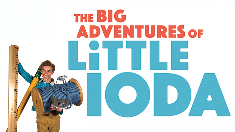 The Big Adventures of Little Ioda