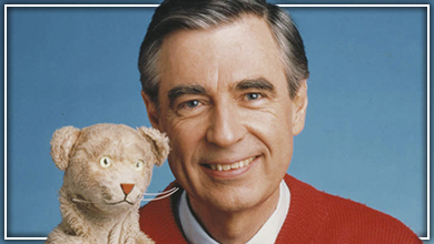 Snack Time with Mister Rogers