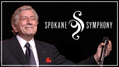 Tony Bennett at the Spokane Symphony
