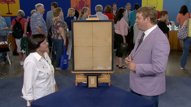TONIGHT at 8 p.m. - ANTIQUES ROADSHOW: Jacksonville