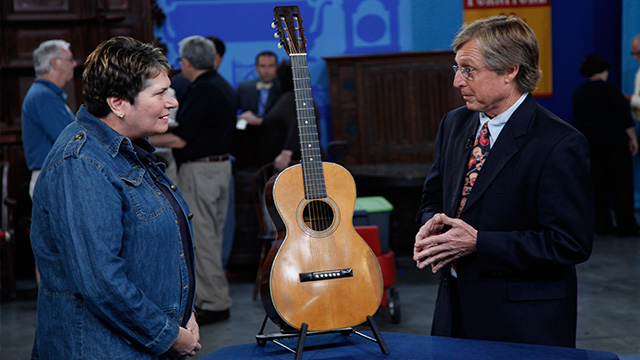 TONIGHT at 8 p.m. - ANTIQUES ROADSHOW: Finders Keepers