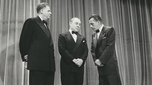 Monday at 8 p.m. - GREAT BROADWAY MUSICAL MOMENTS FROM THE ED SULLIVAN SHOW