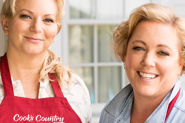 SIGN UP: Cook's Country