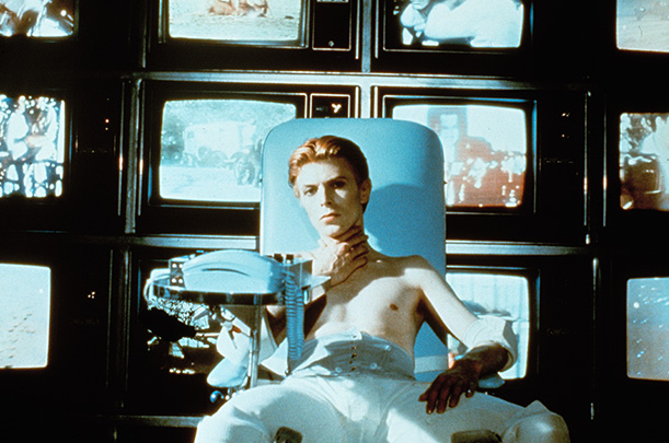 TONIGHT at 10pm -  DAVID BOWIE: FIVE YEARS