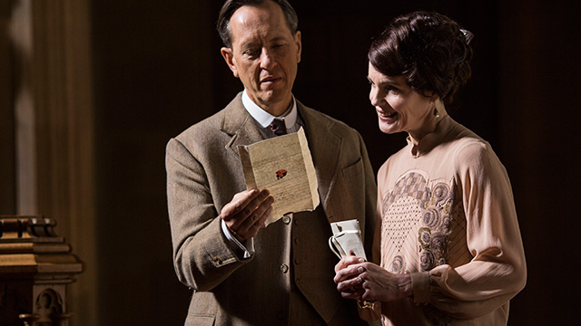 SUNDAY at 9 p.m. - Downton Abbey