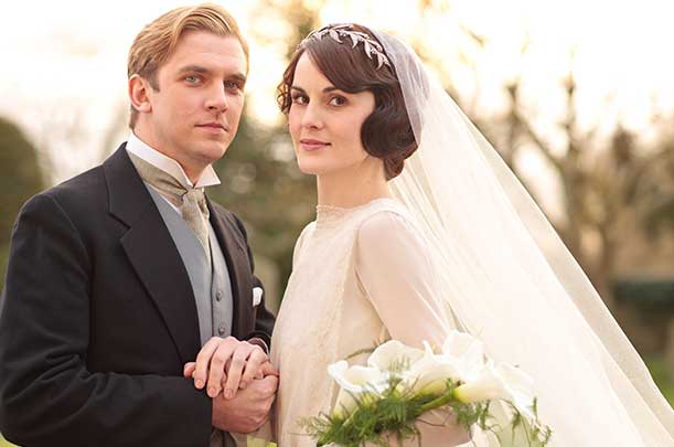 DOWNTON WEDDINGS