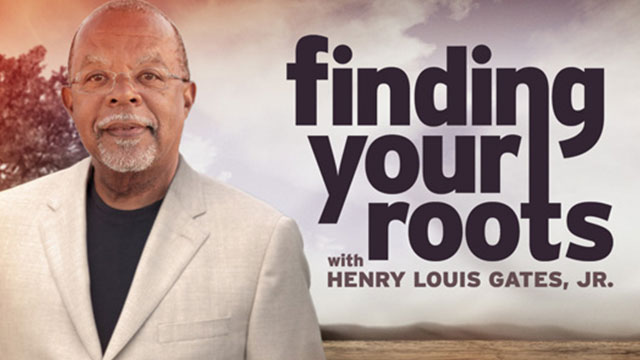 TONIGHT at 8:00 p.m. - FINDING YOUR ROOTS