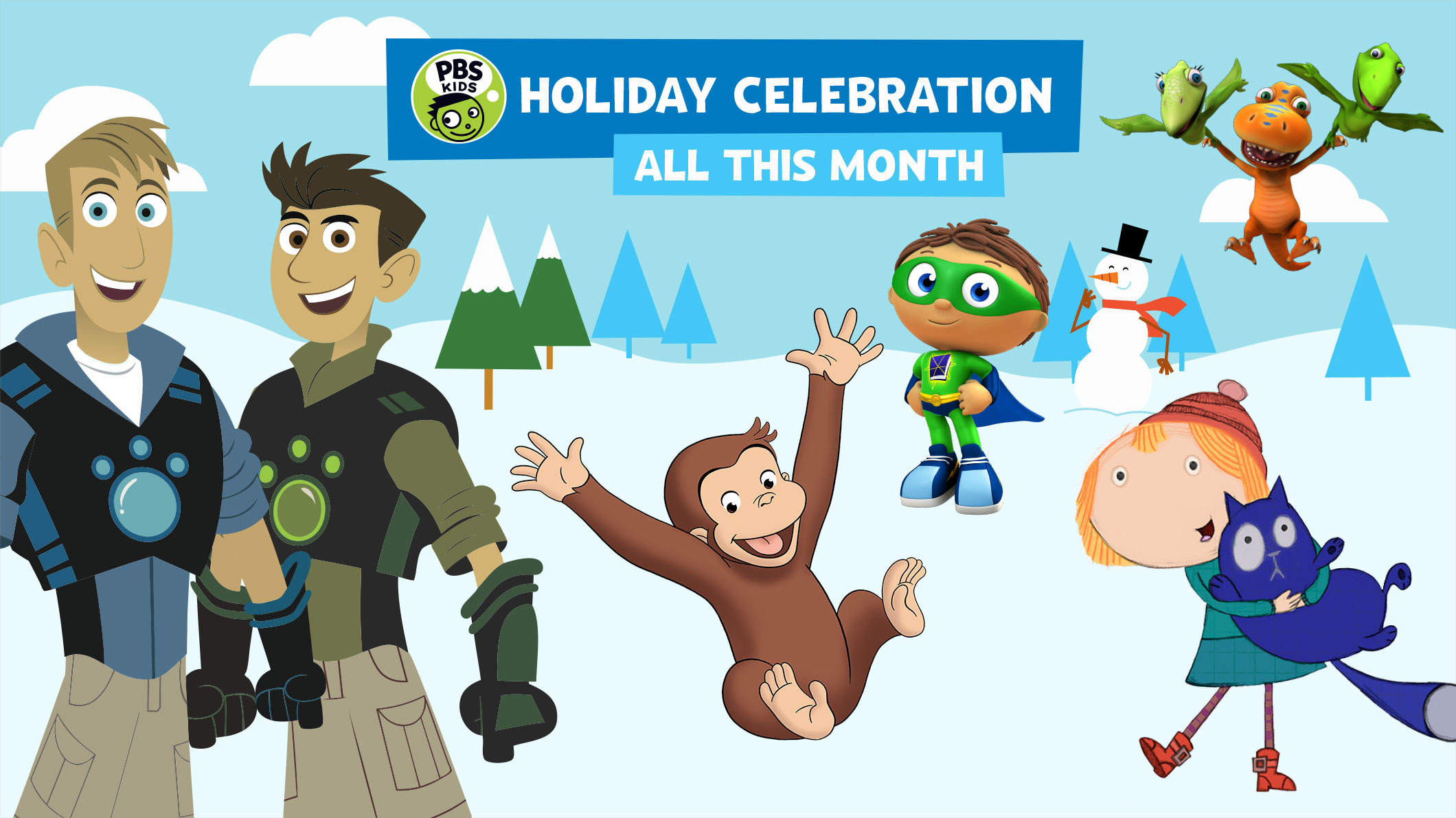PBS Kids Holiday Specials