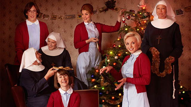 Call The Midwife Holiday Special - Christmas Day at 8:00 p.m.