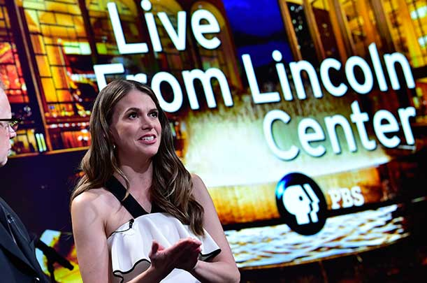 Friday at 9pm: Sutton Foster
