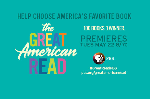 Coming in May: The Great American Read
