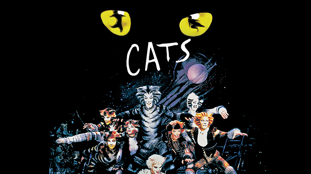 TONIGHT at 9:00 p.m. - CATS