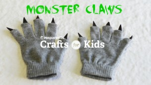 DIY Monster Claws: Video