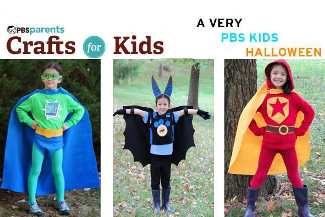 PBS Kids Costumes