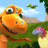 Dinosaur Train Eggspress