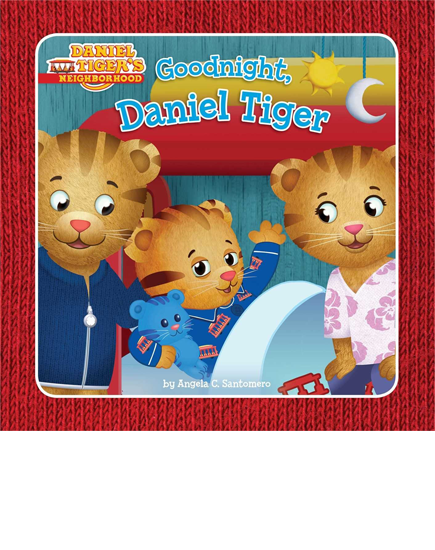 Goodnight, Daniel Tiger (Daniel Tiger's Neighborhood)