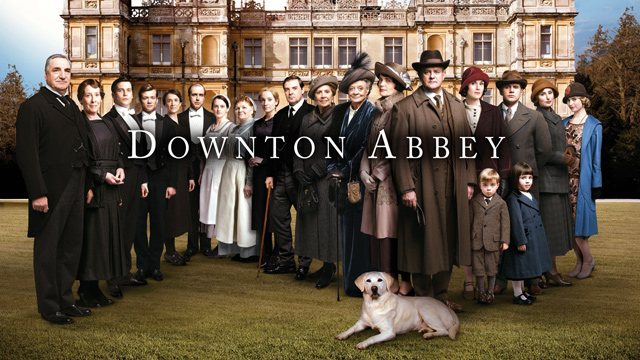 Downton Abbey Season 5 Photos