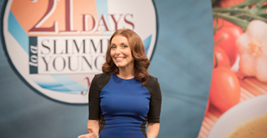 21 Days to a Slimmer Younger You w/ Dr. Kellyann