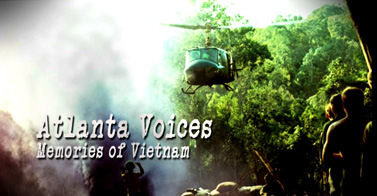 MORE 'ATLANTA VOICES: MEMORIES OF VIETNAM'