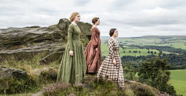 NOW STREAMING: BRONTE SISTERS DRAMA