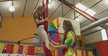 WATCH NOW: CIRCUS CAMP