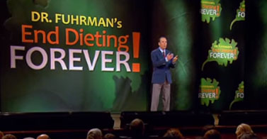 End Dieting Forever with Joel Fuhrman, M.D.