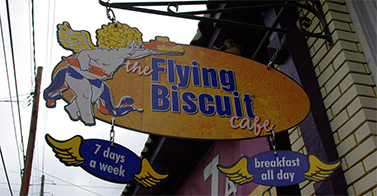 Recipe: The Flying Biscuit