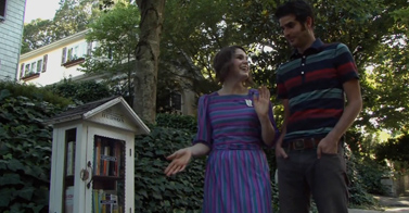 Watch Now: LITTLE FREE LIBRARY
